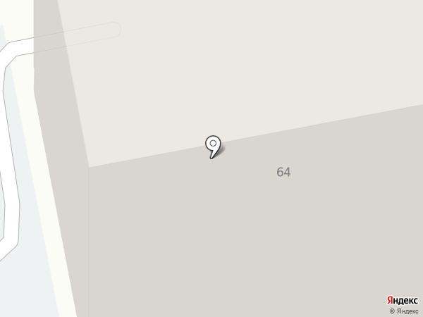 Парикмахерская на карте Тольятти