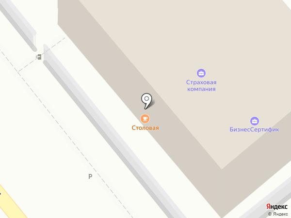 ПроЛив-Поволжье на карте Тольятти