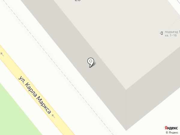 Близкие люди на карте Тольятти