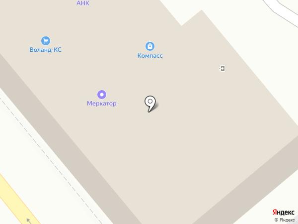 Тамара на карте Тольятти