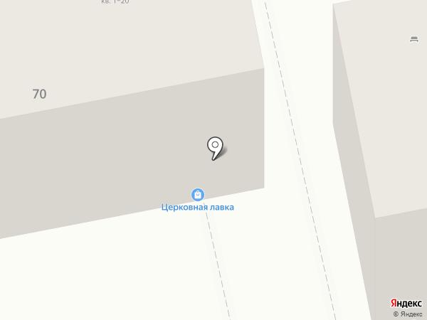 220-Вольт на карте Тольятти