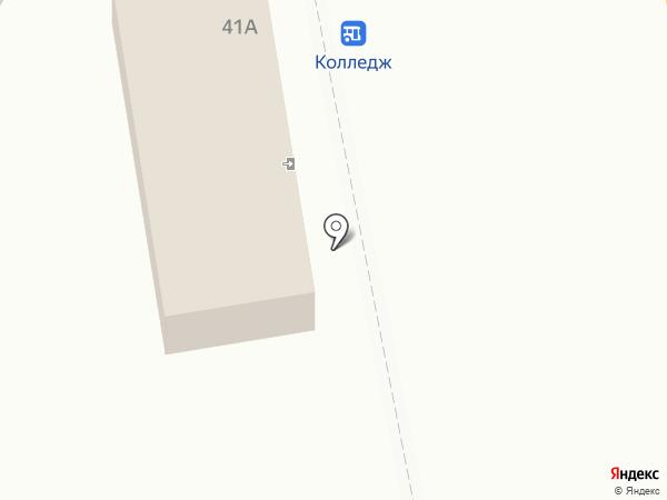 Тёлочка на карте Тольятти