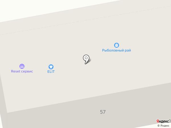 Центральная сберкасса, КПК на карте Тольятти