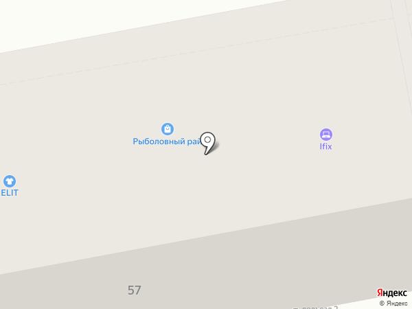 Доченька на карте Тольятти