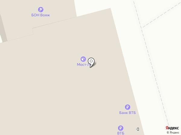ВТБ Страхование на карте Тольятти