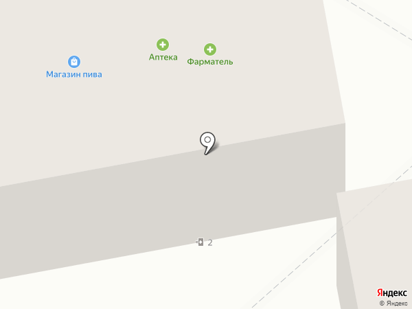 БухенХаус на карте Тольятти