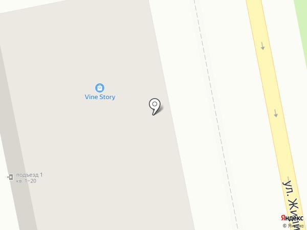 Vine story на карте Тольятти