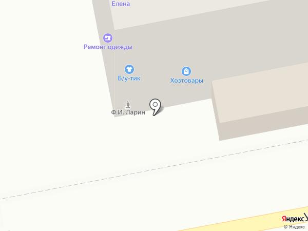 Магазин дверей на карте Тольятти