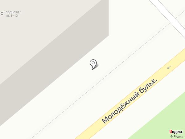 У Людмилы на карте Тольятти