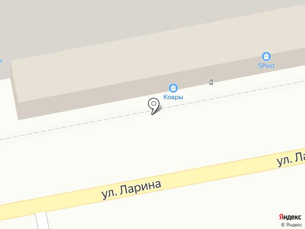 Магазин детских товаров на карте Тольятти