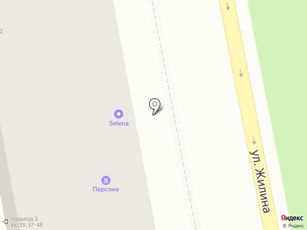 Барыня на карте Тольятти