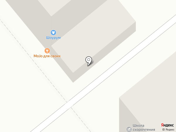 MoJo на карте Тольятти