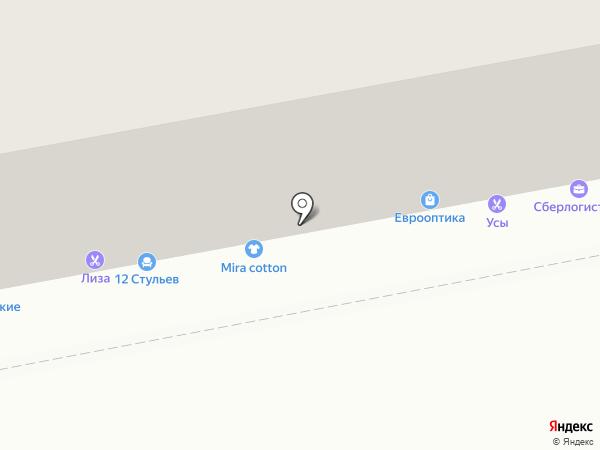 Дачный мир на карте Тольятти