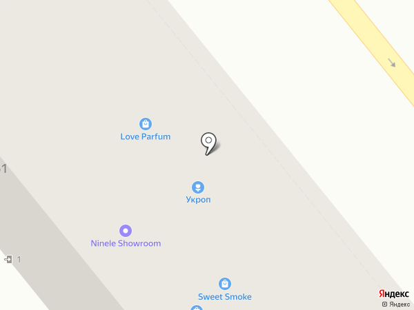 RiO de Janeiro на карте Тольятти