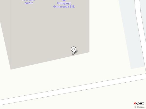 Мастерская компьютеров на карте Тольятти
