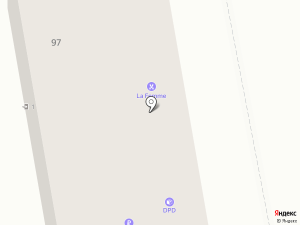 МамаБэль на карте Тольятти
