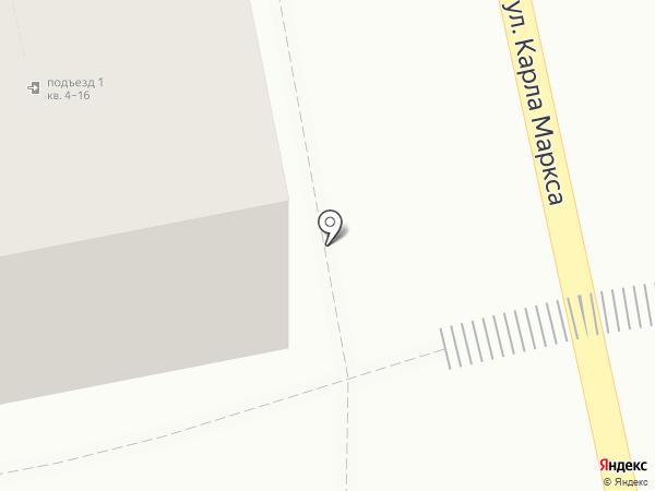 Гирос на карте Тольятти