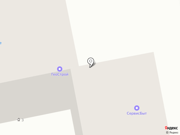 Транспортная компания на карте Тольятти