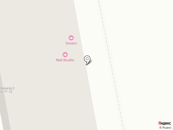 ЭкспертАвто на карте Тольятти