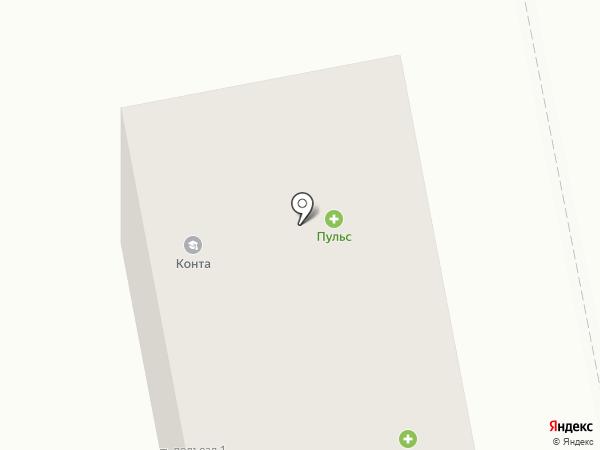 Гвин Пин на карте Тольятти