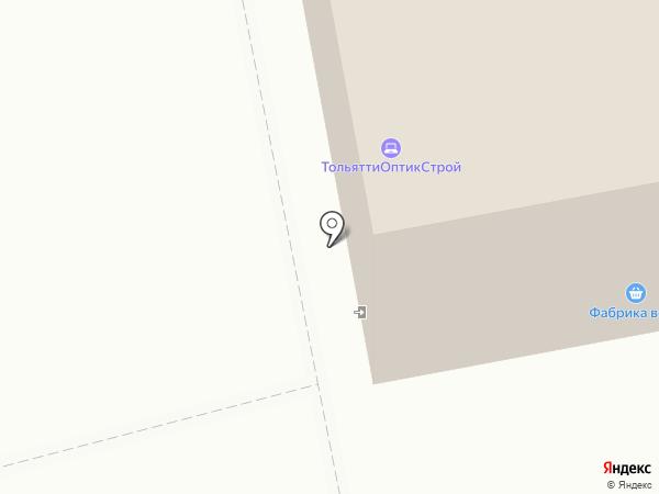 ТольяттиОптикСтрой на карте Тольятти