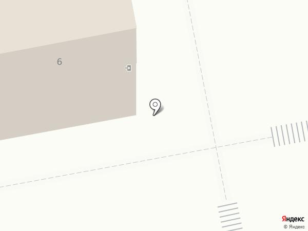 Окста на карте Тольятти