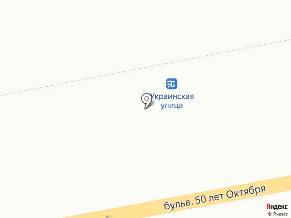Магазин чулочно-носочных изделий на карте Тольятти