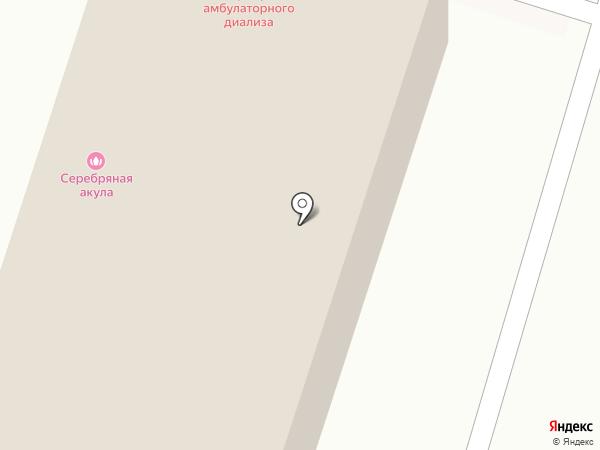 Остров мастеров на карте Тольятти