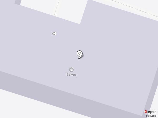 Центр технического творчества городского округа Тольятти, МБОУ на карте Тольятти