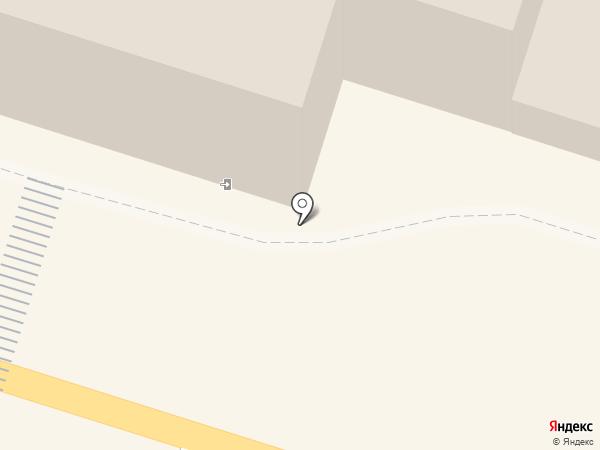 Юность на карте Тольятти