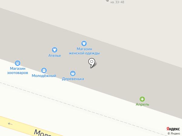 Гранд-С на карте Тольятти
