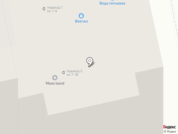 Дог-центр Тольятти на карте Тольятти