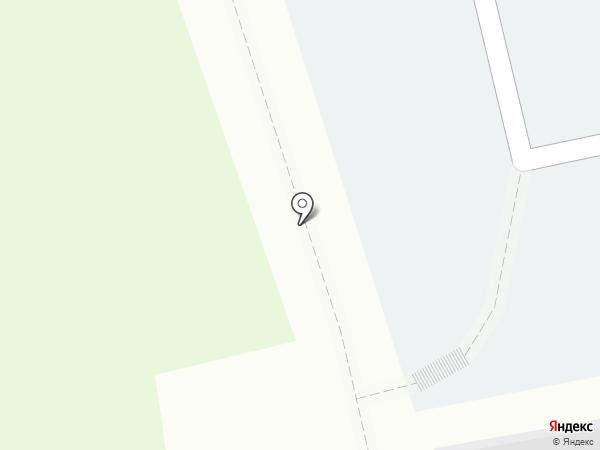 Гамми на карте Тольятти
