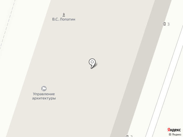 Нильс на карте Тольятти