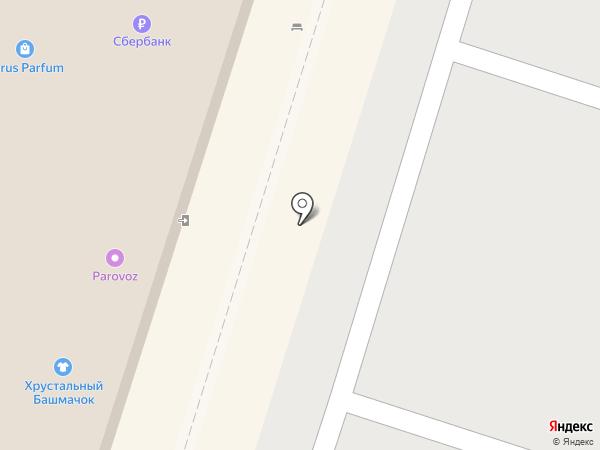Банкомат, Газпромбанк на карте Тольятти
