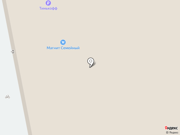 Банкомат, АКБ Газбанк на карте Тольятти