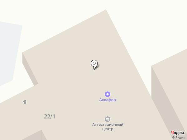 Дельта на карте Тольятти