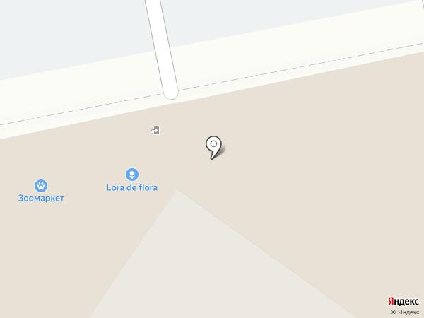 Lora de Flora на карте Тольятти