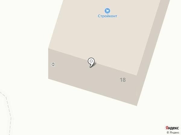 СТРОЙКОНТ на карте Тольятти