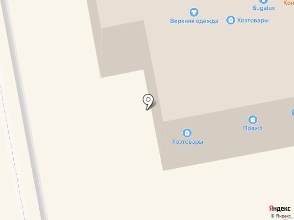 Акуна Матата на карте Тольятти