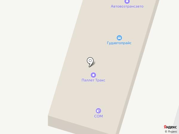 Автовоз Транс-Авто на карте Тольятти
