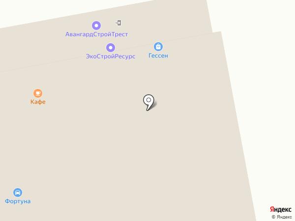 РосРиэл на карте Тольятти