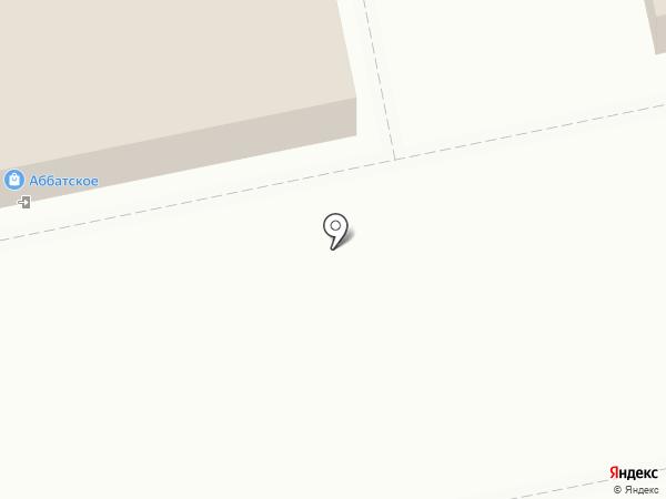Текстильный центр на карте Тольятти