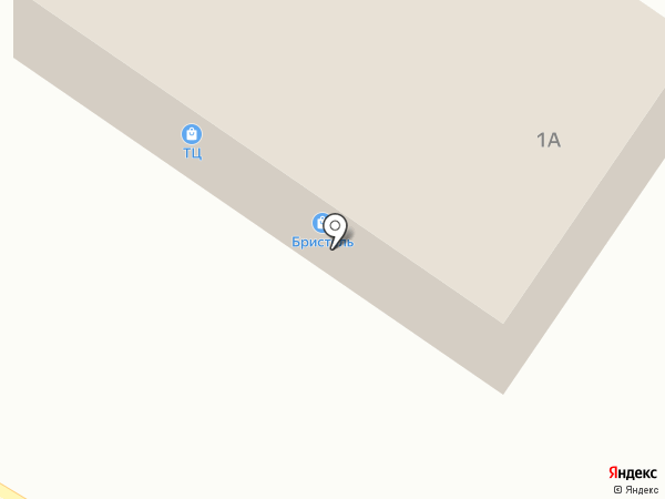 Бристоль на карте Мурыгино
