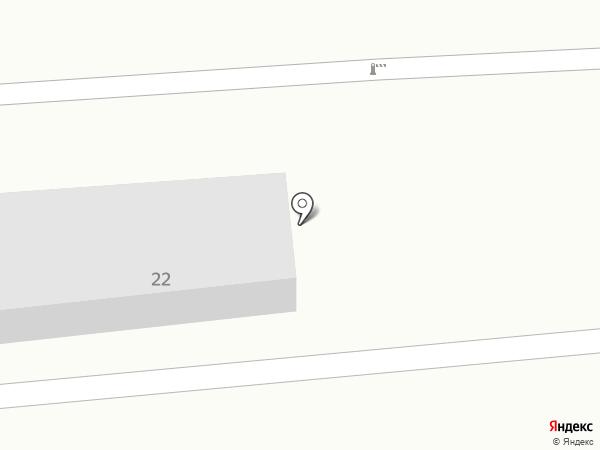 Финист Строй на карте Жигулёвска