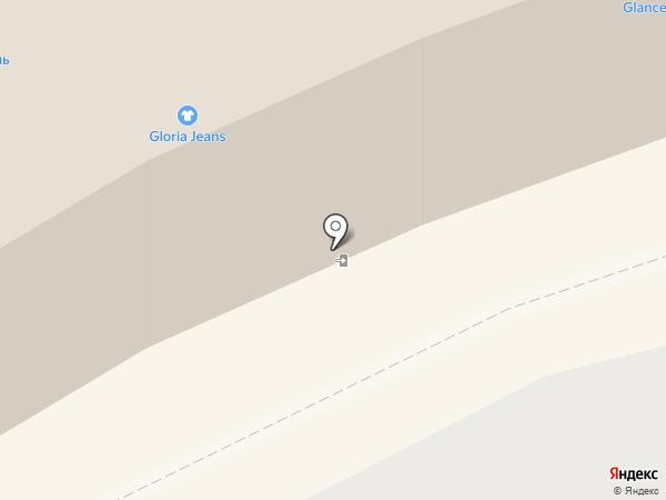 Аэрохолл Менеджмент на карте Тольятти