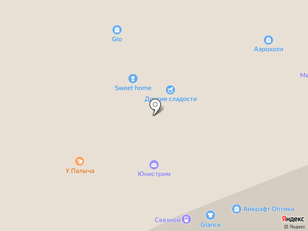 Moncheri на карте Тольятти