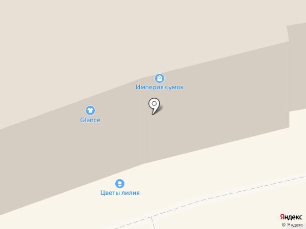 Тоннель на карте Тольятти