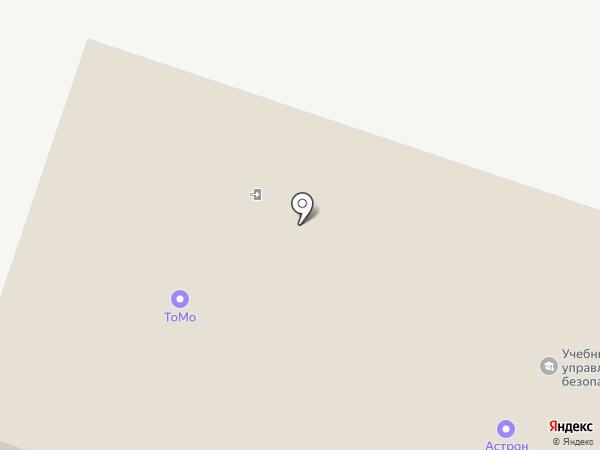 Управление безопасностью на карте Тольятти