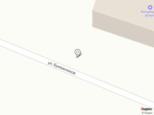 Компания ритуальных услуг на карте Мурыгино